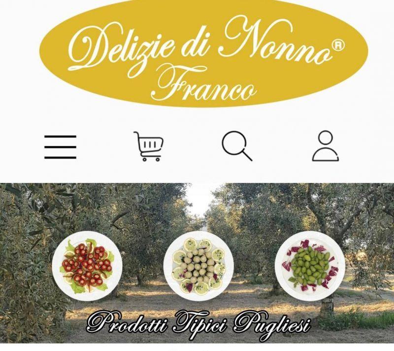 occasione prodotti tipici pugliesi - offerta olio extra vergine oliva italiano