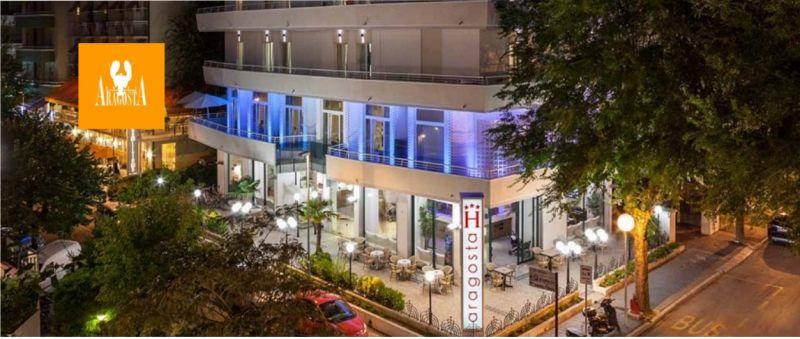 HOTEL ARAGOSTA offerta hotel 3 stelle Cattolica - occasione hotel 3 stelle Rimini