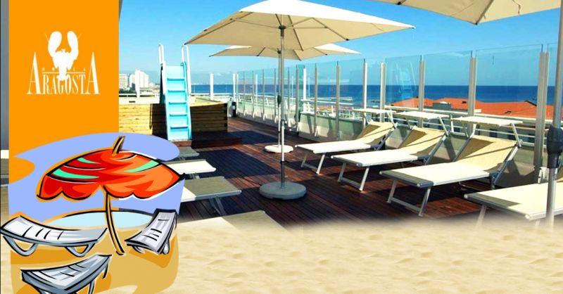Offerta hotel economico vicino al mare a Rimini Cattolica