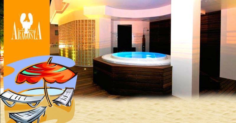 Offerta albergo a 3 stelle con area Spa a Rimini Cattolica