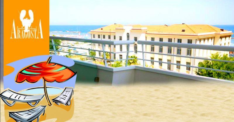 Offerta miglior Hotel con camera vista mare a Cattolica Rimini