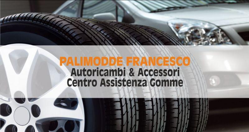 PALIMODDE FRANCESCO centro assistenza gomme - offerta sostituzione  riparazione pneumatici