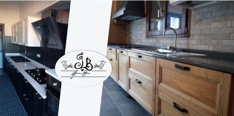 FALEGNAMERIA ARTIGIANALE GIOVANNI BARRA - offerta cucina moderna personalizzata su misura