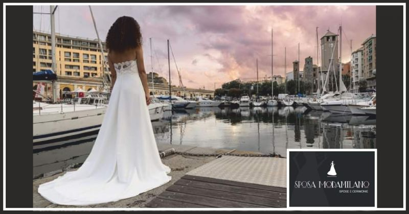 sposa modamilano offerta abiti da sposa - occasione abiti da cerimonia savona