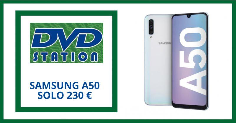 DVD STATION - offerta vendita cellulare samsung galaxy a50 a prezzo basso napoli