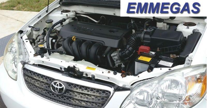 Emmegas - installazione impianti metano auto - occasione impianti gpl auto - emmegas genova