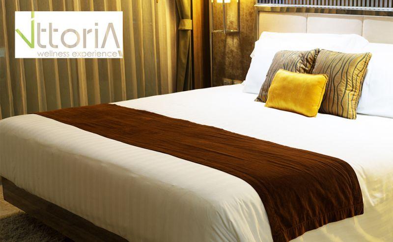 offerta camera per un giorno a napoli - occasione camere day use spa napoli