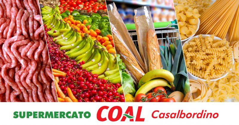SUPERMERCATO COAL offerta macelleria fornita casalbordino - occasione supermercato casalbordino