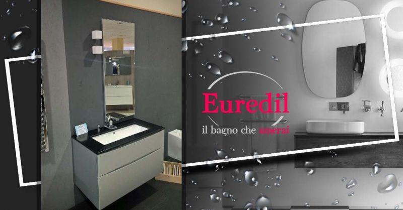 Offerta Mobile bagno con Top ad Incasso Cagliari - Occasione Arredo bagno di Design Cagliari