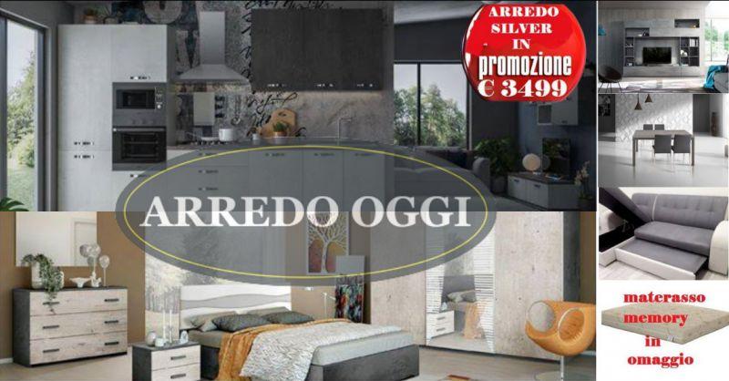 offerta arredamento completo grigio caserta - occasione arredo sotto i quattromila euro napoli