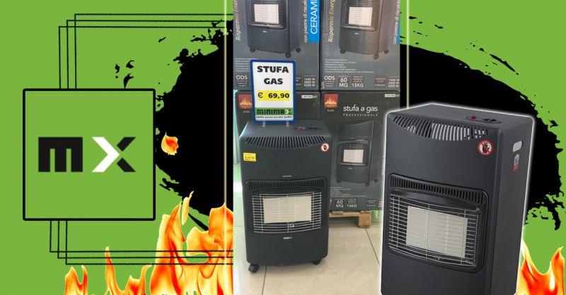 Offerta Stufa a gas Dictrolux Cagliari - Occasione Stufa con piastre di ceramica Cagliari