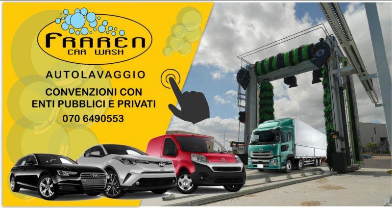 La Nostra Fraren Elmas Aeroporto - offerta servizio autolavaggio self service e con operatore