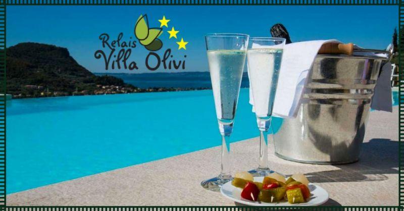 Relais Villa Olivi - Winter 2020 Wochenendaktion am Gardasee für einen romantischen Aufenthalt
