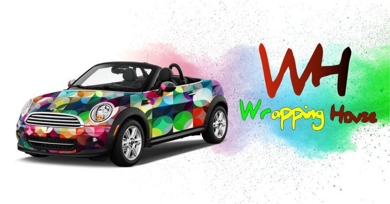 Wrapping House - offerta personalizzare oggetti con pellicole termoformabili microforate alta qualita