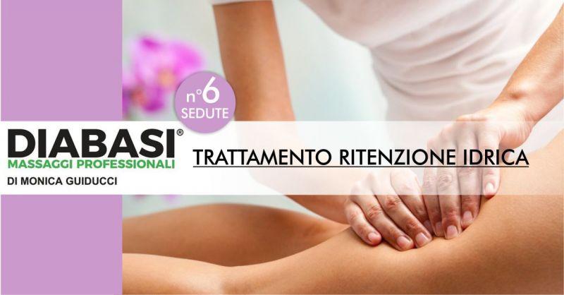 STUDIO DIABASI MONICA GUIDUCCI Nuoro - offerta trattamento ritenzione idrica adipe localizzato