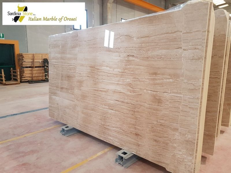 Sardinia Stone - Ocazie - producție și vânzare de marmură Daino striată, made in Italy