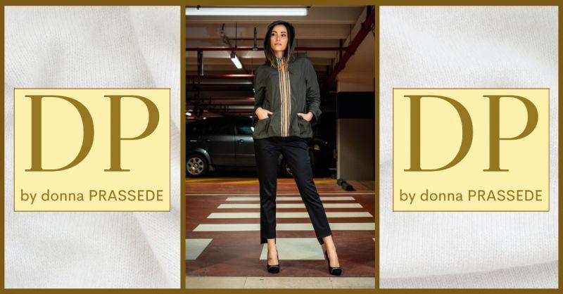 DP by Donna Prassede - Italienische Handwerksfirma für High Fashion Damenbekleidung
