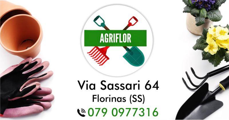 AGRIFLOR Sassari - offerta vendita prodotti per il fai da te