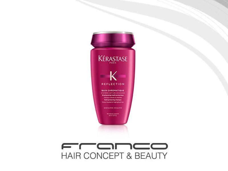 offerta Shampoo Capelli Colorati KERASTASE - promozione bain cromatique franco hair