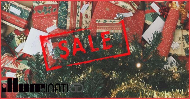 offerta saldi natalizi prodotti design - occasione promozione natale lampade Terni