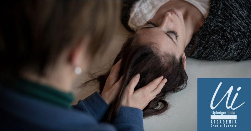 Occasione corso tecnica cranio sacrale Trieste - offerta corso terapia tecnica cranio sacrale