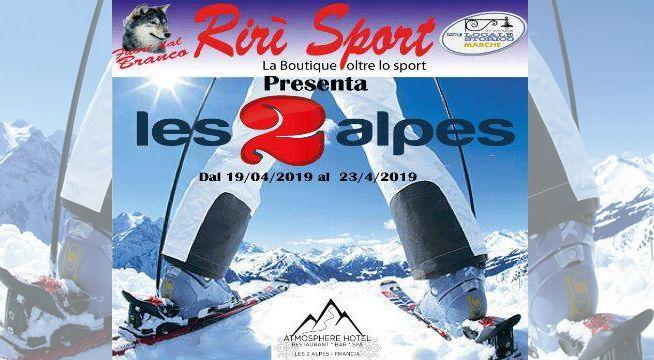 RIRI' SPORT SAS - offerta settimana bianca les alpes alpi francesi