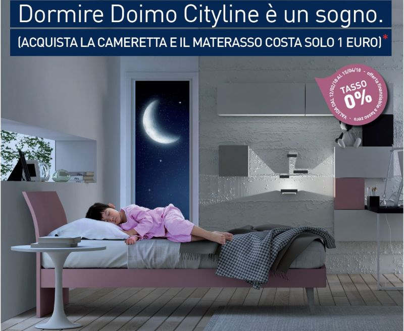 Extra Comfort per la tua cameretta a solo 1 Euro