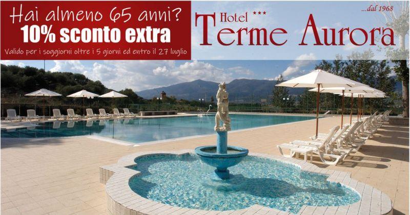 Terme Aurora - offerta over 65 soggiorno cure termali Sardegna