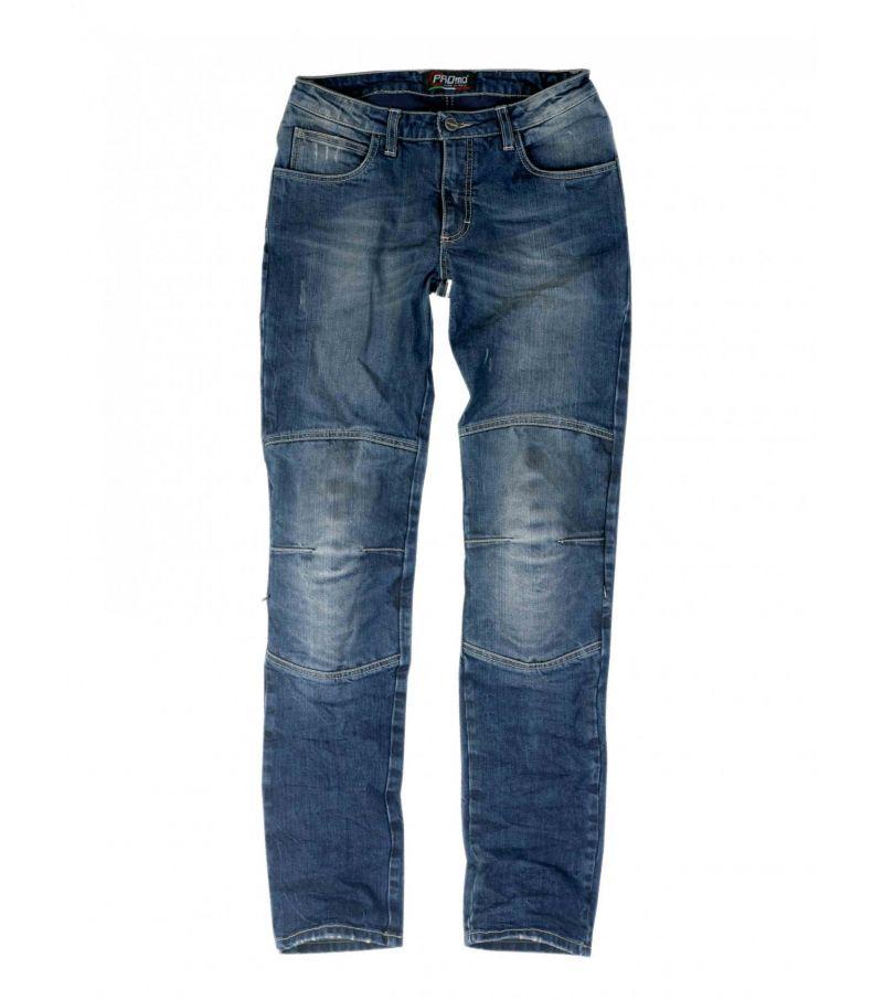 Jeans donna con protezioni in Kevlar