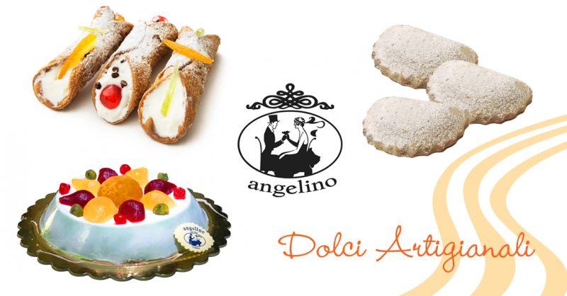 ANGELINO offerta dolci artigianali siciliani trapani