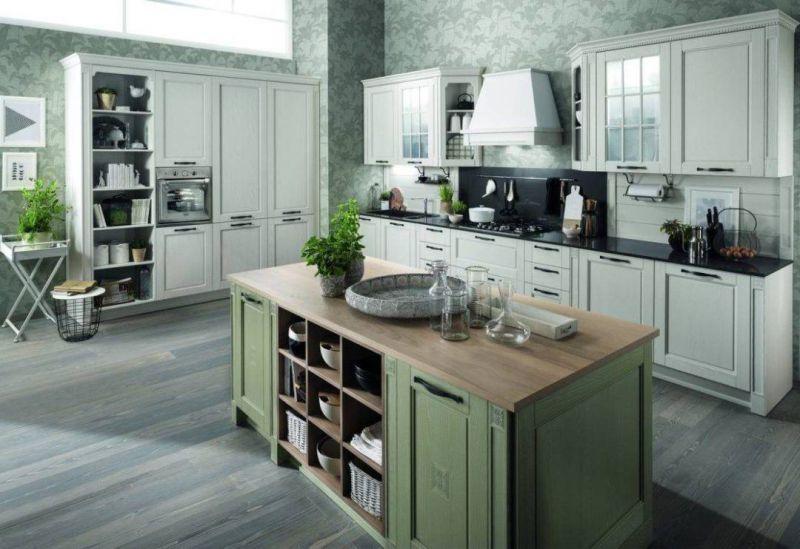 Cucine componibili moderne, contemporanee, classiche e... - SiHappy