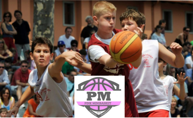 offerta campionato minibasket Piancavallo (PN) - occasione IV PINK MINIBASKET WINTER EDITION