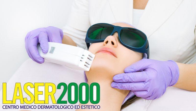 Offerta centro estetico trattamento laser cosenza - centro medico dermatologico epilazione