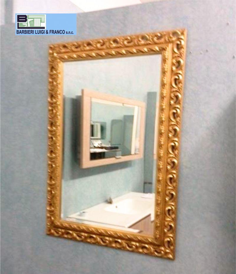 Offerta vendita specchio barocco occasione vendita for Arredo bagno piacenza