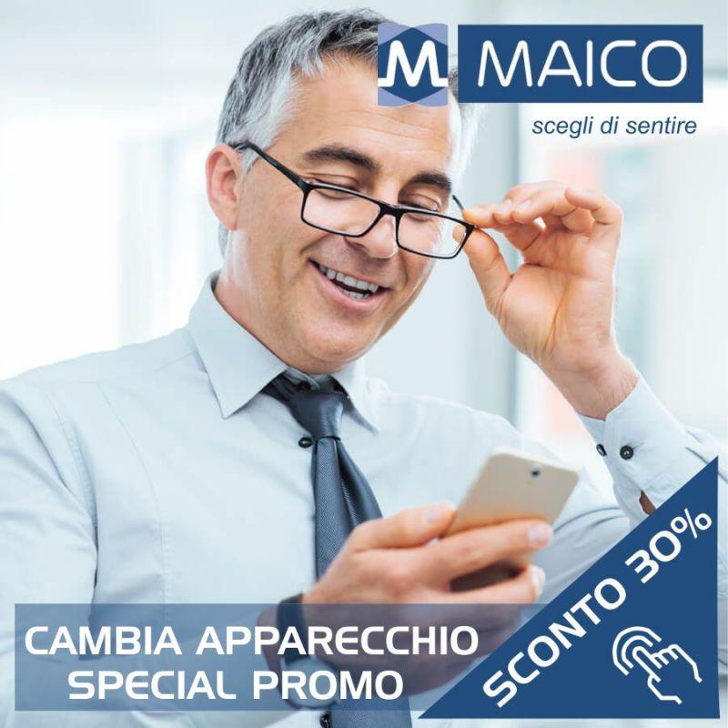 Offerta Apparecchi Acustici bluetooth Sanremo Imperia Savona MAICO Apparecchi acustici